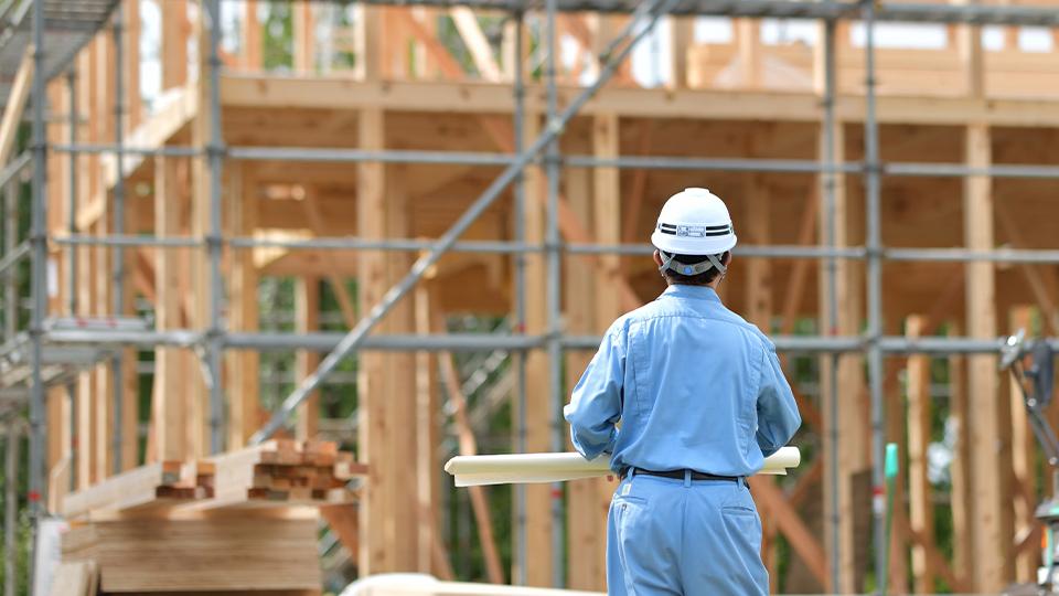 建設業許可の取得を 手厚くサポート